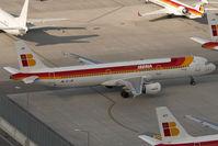 EC-JNI @ VIE - Iberia Airbus 321