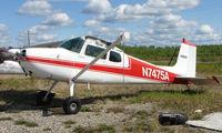 N7475A @ 95Z - 1956 Cessna 172 at Bradley Skyranch , North Pole , AK