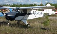 N5232Z @ 95Z - 1961 Piper Pa-22-108 at Bradley Skyranch , North Pole , AK