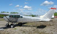 N8489T @ 95Z - Cessna 182Cat Bradley Skyranch , North Pole , AK