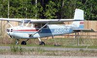 N6806A @ 95Z - Cessna 172 at Bradley Skyranch , North Pole , AK