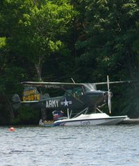C-GGTE - June 2008 on a lake in Quebec - by Willy Ochse