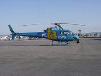 N315TV @ KVNY - N315TV AS-350 BA KTLA 5 - by Iflysky5
