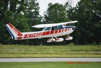 N714GD @ 57D - Cessna 150M - by Jonathan Shamass