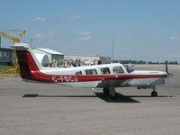 C-FBCJ @ CYHM - Hamilton Airport - by winston