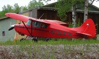 N7647K @ UUO - Piper Pa-20 at Willow AK
