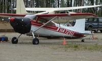 N4725U @ UUO - Cessna 180G at Willow AK