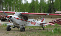 N4627Y @ UUO - Piper Pa-18-150 at Willow AK