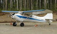 N4002E @ UUO - 1947 Aeronca 11BC at Willow AK