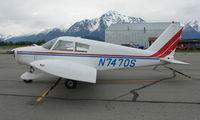 N7470S @ PAQ - Piper Pa-28-140 at Palmer AK
