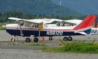 N98120 @ PAQ - Cessna 172P at Palmer AK