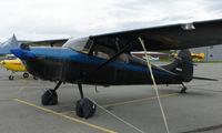 N2930D @ PAQ - Cessna 170b at Palmer AK