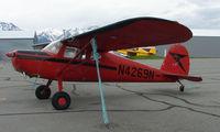 N4269N @ PAQ - 1947 Cessna 140 at Palmer AK