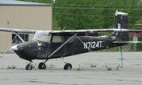 N7124T @ PAQ - Cessna 172 at Palmer AK