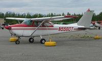 N5560T @ PAQ - Cessna 172E at Palmer AK