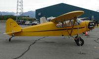 N6517H @ PAQ - 1946 Piper J3C-65 at Palmer AK