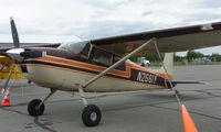 N2661Y @ PAQ - Cessna 180E at Palmer AK