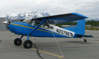 N20786 @ PAQ - Cessna 185F at Palmer AK - by Terry Fletcher