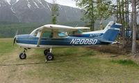 N200SD @ AK59 - Cessna 150J at King Ranch  AK