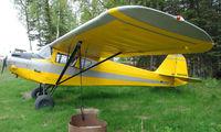 N95846 @ AK59 - 1946 Taylorcraft BC12-D at King Ranch AK
