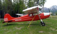 N9075A @ AK59 - Cessna 170A at King Ranch  AK