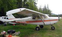 N7036E @ AK59 - Cessna 175E at King Ranch