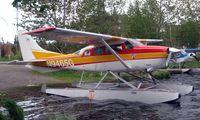 N9465G @ LHD - Cessna U206E at Lake Hood