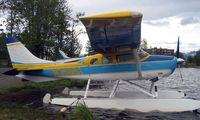 N35851 @ LHD - Cessna U206F at Lake Hood