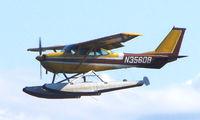 N35608 @ LHD - Cessna 172 at Lake Hood