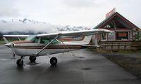 N55457 @ SWD - Cessna 172P at Seward AK