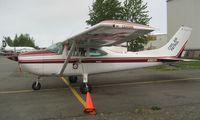 N9803H @ LHD - Cessna 182 at Lake Hood