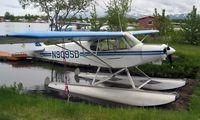 N9095D @ LHD - Piper Pa-18 at Lake Hood