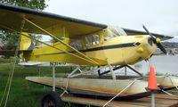 N3572T @ LHD - Taylorcraft F19 at Lake Hood