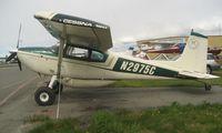 N2975C @ LHD - Cessna 180 at Lake Hood