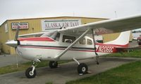 N206DC @ LHD - Cessna U206F at Lake Hood