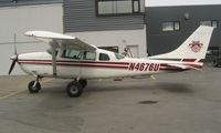 N4676U @ LHD - Cessna U206G at Lake Hood