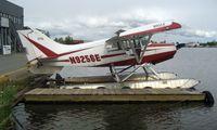 N9256E @ LHD - Maule M-7-235c at Lake Hood