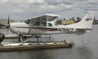 N756CT @ LHD - Cessna U206G at Lake Hood