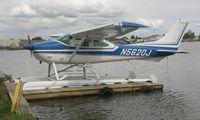 N5620J @ LHD - Cessna 182P at Lake Hood