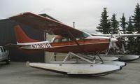 N7367C @ LHD - Cessna U206G at Lake Hood