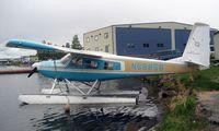 N68858 @ LHD - Helio H-295 at Lake Hood