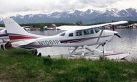 N1061P @ LHD - Cessna U206G at Lake Hood