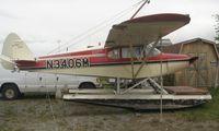 N3406M @ LHD - 1947 Piper Pa-12 at Lake Hood