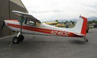 N2453C @ LHD - Cessna 180 at Lake Hood