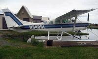 N3495L @ LHD - Cessna U206B at Lake Hood