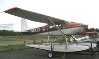 N5422 @ LHD - Cessna 180G at Lake Hood