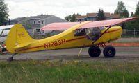 N1283H @ LHD - 1948 Aeronca 15AC at Lake Hood