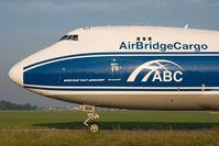 VP-BIM @ LOWL - ABC 747