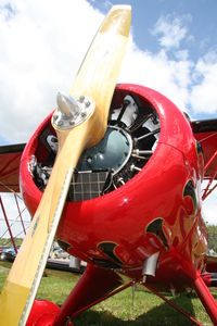 N119SW @ KSFM - Up close and personal - by D.E.