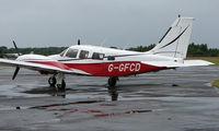 G-GFCD @ EGLK - Piper Pa-34-220T at Blackbushe